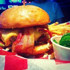 I got to go across the freeway today  . . #texas #texasbutter #bubbas33 #baconcheeseburger #spicy (texasbutter@att.net1) Tags: texas texasbutter smoked homemade spices texasbuttersauce myfav mesquite doingwhatilove natural hotsauce texashotsauce madeintexas texasbbq goodgawd food foodie foodporn forkyeah foodblog barbecue eeeeeats thedailybite my365 instafood yum yummy munchies getinmybelly yumyum delicious eat dinner comida picoftheday love sharefood instafoodie beautiful favorite eating foodgasm foodpics chef bacon beef