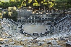 The Theatre - PRIENE (illetyus / Instagram @illetyus09) Tags: ske soke ancient city theatre big