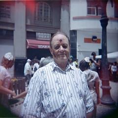 Zombie Walk (iugmoura) Tags: zombie walk curitiba fevereiro de 2016 kodak portra 400vc holga 120gn toy camera toycamera film filme analog vintage lomo lomography iso400 vivid color parana brasil brazil shootfilm