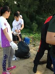 2016-09-03 09.45.51 TM7 CAPT & NUS DOS [Joleen Chan] (Habitatnews) Tags: tanahmerah7 capt nus coastalcleanup coastalcleanupsingapore iccs iccs2016