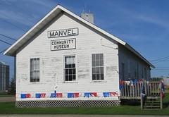 Manvel Community Museum (Manvel, North Dakota) (courthouselover) Tags: northdakota nd grandforkscounty manvel