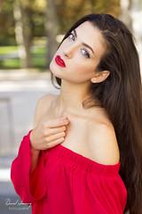 IMG_7078 (Daniel JG) Tags: portrait retrato femalemodel femme female model beauty beautiful femenine girl shooting book outdoors blueeyes lips redlips danifotografia danieljg danieljimenezfotowixcomportfolio