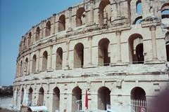 El Djem (hartwigseitz) Tags: tunis ampietheater arena antik antic gladiatoren