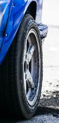 Burn out (ionutnicolae97) Tags: burn bmw ride rubber burnt asphalt blue rim
