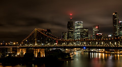 20160824_3739_7D2-24 Brisbane's Story Bridge (237/366) (johnstewartnz) Tags: newfarm queensland australia au canon apsc eos 7d2 7dmarkii 2470 2470mm onephotoaday onephotoaday2016 project366 brisbane storybridge kangaroopoint night nighttime 366the2016edition 3662016 day237366 24aug16