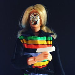 Fembot Revealed (WEBmikey) Tags: toys bionicwoman sixmilliondollarman smdm fembot kenner