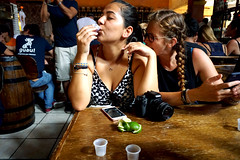 DSC00612(1) (Julia Malm) Tags: mexico puerto vallarta guau sayulita san pancho beach playa busride ocean vacation bikini friends family tortugas food hamburguesa con camarn agua de jamaica pollo ajo foodporn