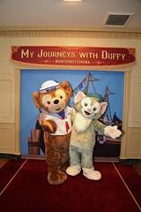 duffy/ gelatoni (alienalice) Tags: hkdl hkdisneyland duffy gelatoni tinkerbell mickey minnie donald daisy woody jessie
