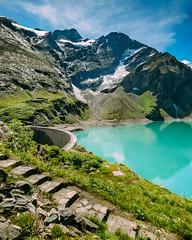 Hintersee (Slobodan Siridanski) Tags: 2016 austria hochgebirgsstauseen kaprun salzburg