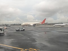 (don1775) Tags: avationphotography planespotting aviation transporation planes summer 2016 airport airindia ewr heavy