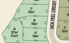 Lot 50, Jack Peel Circuit, Kellyville NSW