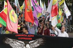 6 (afnpnds) Tags: kurdischejugend kurdistan demonstration hannover niedersachsen abdullahcalan international solidaritt 2016