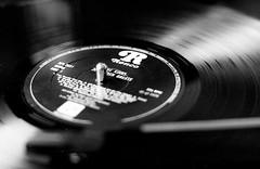 The Kinks (forayinto35mm) Tags: blackandwhite music film 35mm minolta f14 vinyl ilfordhp5 recordplayer record analogue ilford iso1600 thekinks minoltadynax5 hp51600