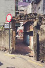 (b.cx) Tags: old architecture buildings macau oldtown  innerharbor  olddistrict   patane   ruadapedra