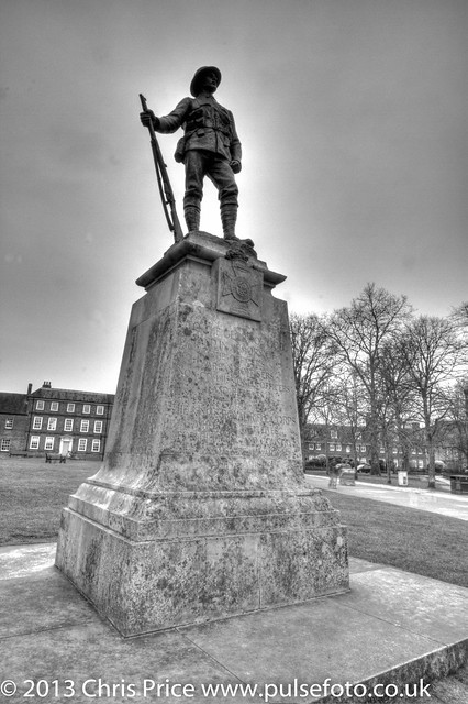 Unknown Soldier, Winchester Cathedral