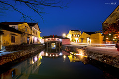 Chua Cau - Hoi An (MAX | 0917243733) Tags: bridge max by night an co pho hoi chua d800 cau ph hi c maxphotography