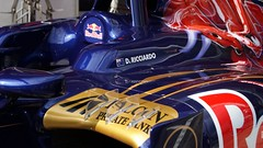201333  Toro Rosso Ferrari STR6 (2012) - F1 Test Days Montmeló d1 DSC03710e (antarc foto) Tags: toro rosso ferrari str6 056 2012 exposed 2013 formula test days montmeló circuit de catalunya sony dslr a230 tamron af 70300 catalonia formula1 f1 side pod deflectors barcelona barcelone