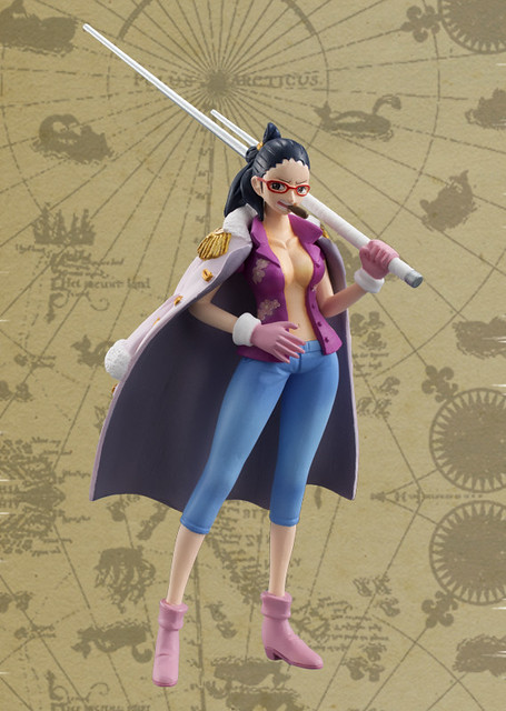 ONE PIECE 超造形魂 Law's ambition 篇章