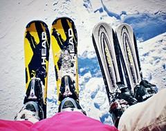 HEADs on feet (PattyK.) Tags: winter snow ski cold feet photography nikon europa europe flickr skiing lift hellas greece skiresort grecia balkans february griechenland europeanunion myphotos grece ilovephotography ourfeet ellada ioannina giannina skiboards giannena epirus amateurphotographer  skicenter  2013  snowblades skiboarding metsovo ipiros girlphotographer skiblades  iloveskiing winteringreece   anilio            snowingreece skiingingreece nikoncoolpixs220  headskiboards prefectureofioannina ipiccy anilioskiresort anilioskicenter  headsalamander94cm headsalamander