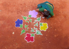 wkolam_Arul_2292 (Manohar_Auroville) Tags: luigi tamil auroville kolam rangoli fedele manohar tamilbeauty