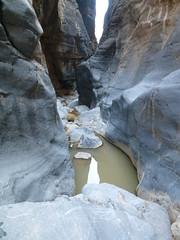 Snake Gorge (John Steedman) Tags: oman muscat snakegorge  sultanateofoman    snakecanyon    wadibimmah wadibimah