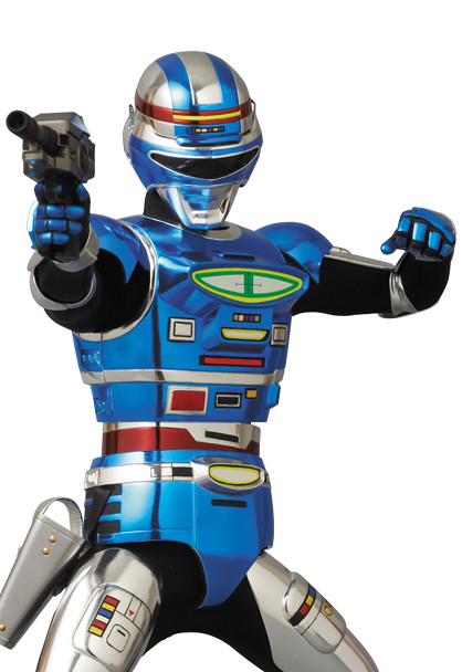 Medicom Toy – RAH DX 宇宙刑事シャイダー