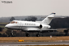 G-KLOE Raytheon Hawker 800XP cn 258674 (Nigel Blake, 2 million views Thankyou!) Tags: london cn airport aircraft bedfordshire raytheon luton hawker arriving 800xp 258674 gkloe