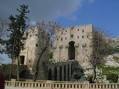 I remember aleppo....... (g.fulvia) Tags: cittadella aleppo siria arabo