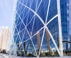 Flat Bow Tower (Neil Zeller Photography) Tags: calgary bowtower