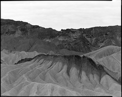 Zabriskie Point Non Sunrise (Summicron20/20) Tags: camera field inch kodak tmax c traditional 8x10 100 expired fujinon kb 450mm 100tmx f125 canham