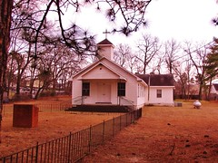 Faith Baptist Church (Gerry Dincher) Tags: northcarolina fayetteville camdenroad cumberlandcounty whitechurch faithbaptistchurch
