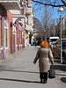 Orange (dotpolka) Tags: wedding orange berlin hairdye redhead flashy badhairday dyejob sprengelkiez sprengelstrase