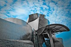 Guggenheim Bilbao (lautxi) Tags: bilbao guggenheim euskadi vizcaya paísvasco friendlychallenges