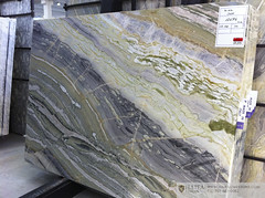 IMG_8564 (Haifa Limestone) Tags: white black green gold gray exotic haifa onyx slab semiprecious veined