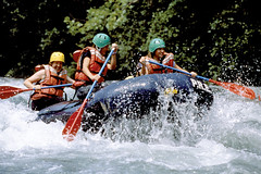 Rafting (StateMaryland) Tags: life park vacation white water forest fun boat tour state paddle rafting jacket western raft paddling lifejacket