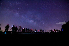 Milky Way, Mt.WuFen, New Taipei City_IMG_1873 (Len) Tags: sky mountain sunrise stars taiwan taipei daybreak milkyway 1116   explored t116     daybreaking   tokinaaf1116mmf28 wufen  newtaipeicity wufenshan