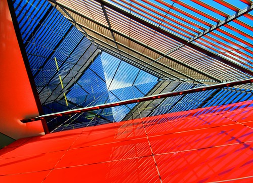 City Geometry - Angles & Lines London by Simon & His Camera