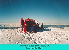 Kinloss 2001 0012 (RAFMRA) Tags: 2001 sunshine sefton kinloss mountainrescue rafmountainrescue wintercourse rafmrs rafmra wwwrafmountainrescuecom kinloss2001