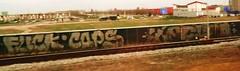 Graffiti on track Holland 2013 (remcovdk) Tags: amsterdam nijmegen graffiti track arnhem almere elst boekenweekvrijreizenns24maart2013