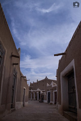 (Abdulrahman AlShetwi) Tags: door old cloud heritage home clouds doors village path legacy hamlet hous