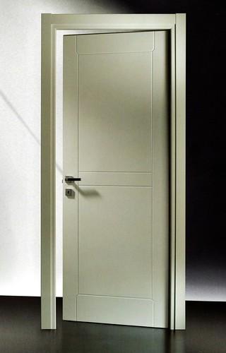 Porta Pantografata 66C Bianco