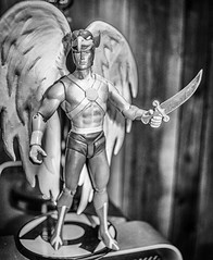 Has Anyone Seen Hath-Set? (misterperturbed) Tags: dccomics jsa firstappearance hawkman dcdirect justicesocietyofamerica silverefexpro2 goldenagehawkman