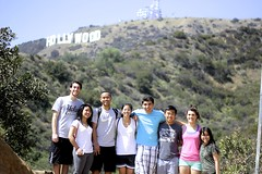 (mr_bondad) Tags: friends nature hiking canonef50mmf18 nike hills ucla hollywood stanford 60d