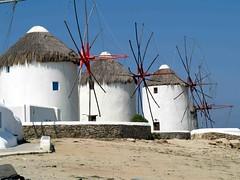 Mykonos Windmills (saxonfenken) Tags: blue white windmill three aegean greece mykonos 7003 friendlychallenges thechallengefactory againstabluesky yourockwinner gamex2winner herowinner storybookwinner gamex2sweepwinner pregamewinner gamesweepwinner 7003mill