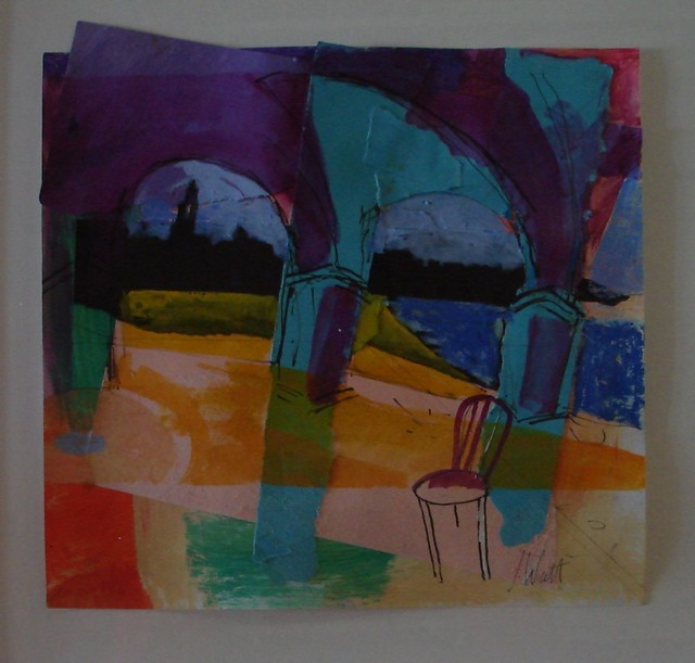Watt Jacqueline_'Archways Study II