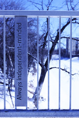 IMG_2711 (Tomasmurr) Tags: bridge canada river march winnipeg manitoba osborne assiniboine 2013