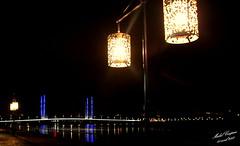 Pont Chaban-Delmas à Bordeaux (Michel Craipeau) Tags: france canon europe lumière bordeaux reflet pont michel garonne reflets ville réflection gironde craipeau craipeaumichel jacqueschabandelmas oes600d