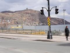 Downtown 13, St. John's NL (Carl *Newfoundland) Tags: street light sun canada water newfoundland downtown stjohns nofx cabot gh3