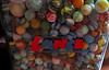 About That Many (BKHagar *Kim*) Tags: glass antique lance marbles marble candyjar bkhagar