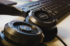 Grado SR60i (Chamsky) Tags: usa brooklyn nikon quality kitlens adobe sound headphones v1 grado lightroom audiophile sr60 sr60i